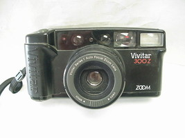 Vivitar 300Z Series 1 Auto Focus Zoom Lens with Built-In Flash - $29.69
