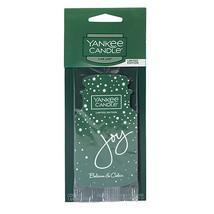 12 new yankee candle classic car jar air freshener balsam & cedar scent ... - $26.00