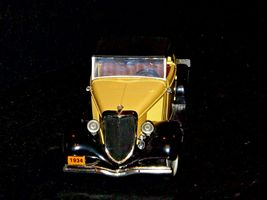 Die-cast Replica Ford V8 1954 Roadster  AA19-1518 Vintage image 6
