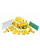 Micro Jig GR-281 Total 3D Single Pack Pushblock System, Yellow - $165.69