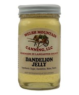 DANDELION JELLY - 100% Natural Sweet Healthy Herbal Spread Amish Homemad... - $6.90+