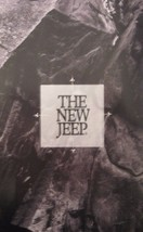1993 Jeep Grand Cherokee Brochure, Original Xlnt 93 - $5.54