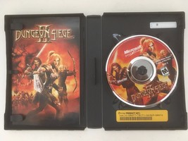 Microsoft Game Studios 2005 Dungeon Siege II PC CD-Rom Computer Gaming W... - $22.32