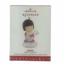 Hallmark 2016 Zinnia Mary's Angels Christmas Holiday Ornament Keepsake Christmas - $11.26