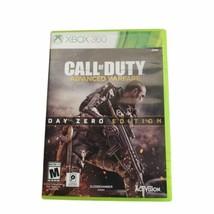 Call of Duty: Advanced Warfare Day Zero Edition - Xbox 360 - Tested - $9.85