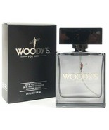 Woody's For Men Signature Fragrance 3.4oz (SEALED) - $24.00