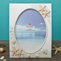 Glorious Hand painted Beach 8 x 10 frame from gifts by fashioncraft  - $25.99
