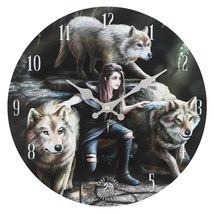 MDF The Power Of Three Wall Clock - $20.80