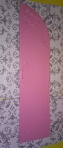 Barbie Doll Sweet Roses Armoire Right Door #4763 - $11.88