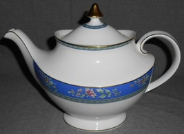 1993 Royal Doulton Bone China AUSTIN PATTERN #H5225 Teapot MADE IN ENGLAND - $98.99