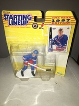 Starting Lineup 1997 Wayne Gretzky Action Figure 10th Year Edition - $10.00