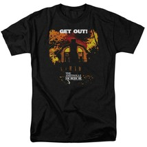 The Amityville Horror Get Out Horror Retro 70's 80's Paranormal T-shirt MGM322 image 1