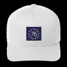 Betsy Ross hat / betsy Ross Trucker Cap image 4