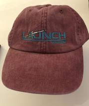 LAUNCH Space model Rocket Magazine Baseball Hat NWT - $14.91