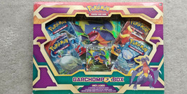 GARCHOMP EX Collection Box Pokemon TCG Cards Sealed Packs XY Base Set Fl... - $28.99