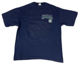 VTG Seattle Mariners 1994 Spring Training Tee Size XL MLB Baseball Single Stitch - $34.64