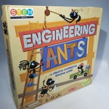 Engineering Ants Peaceable Kingdom Creative Cooperative Building Board G... - $13.95