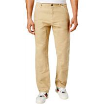 Tommy Hilfiger Rob Casual Carpenter Pants Beige 36 x 32 78C1268-038 Denim Cotton - $49.27