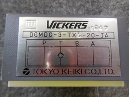 NEW VICKERS CHECK VALVE DGMDC-3-TXL-20-JA image 2