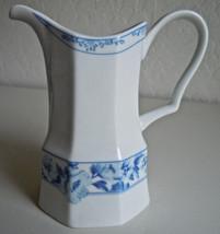 Christopher Stuart Dresden Blue Creamer - $7.12