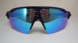 Oakley Sunglasses RADAR EV PATH 9208-20 Black Blue Sapphire Iridium NEW ... - $114.99