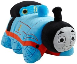 """My Pillow Pets Thomas The Tank Engine - Blue/Red 18"""" (Licensed) - $49.49"""