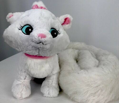 "Primary image for Disney Theme Parks Aristocat Marie Cat 12"" Long Tail With 45"" Long Fluffy Plush"