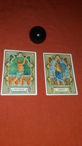 Astrological Oracle Cards. Reading with TWO CARDS - $9.99