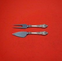 Eloquence by Lunt Sterling Silver Hard Cheese Serving Set 2-piece Custom Made - $109.00