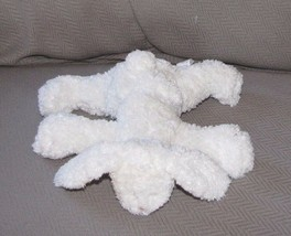 1998-2003 The Boyds Boyd's Collection Ltd Stuffed Plush White Bunny Dog B EAN Toy - $28.21