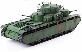 Academy 13517 1:35 Soviet Union Red Army T-35 Soviet Heavy Tank Plamodel Plastic