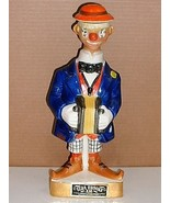 Clown Decanter by Ezra Brooks Decanter - $10.00