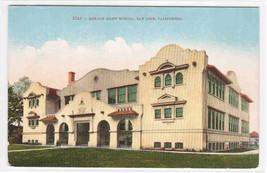 Horace Mann School San Jose California 1910c postcard - $5.94