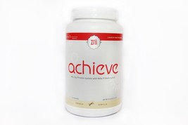 Zrii ACHIEVE (French Vanilla) Mix Soy Protein Isolate Milk Protein EXP J... - $42.08+