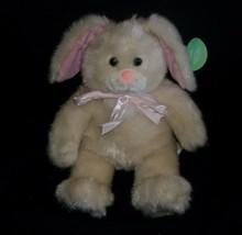 Build A Bear Spring 2001 Beary Limited Ed Bunny Rabbit Stuffed Animal Plush Toy - $18.70