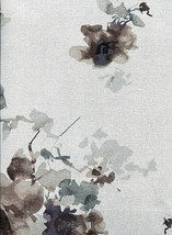 Calvin Klein Watercolor Blooms Tablecloth, Charcoal, 60-by-120 Inch Oblo... - €55,14 EUR