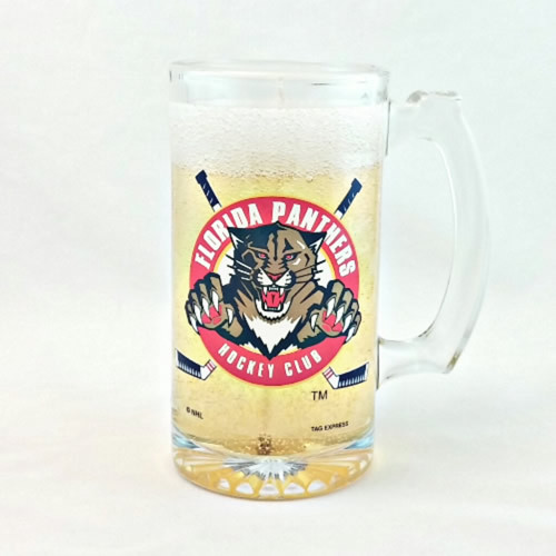 Primary image for Florida Panthers Beer Gel Candle