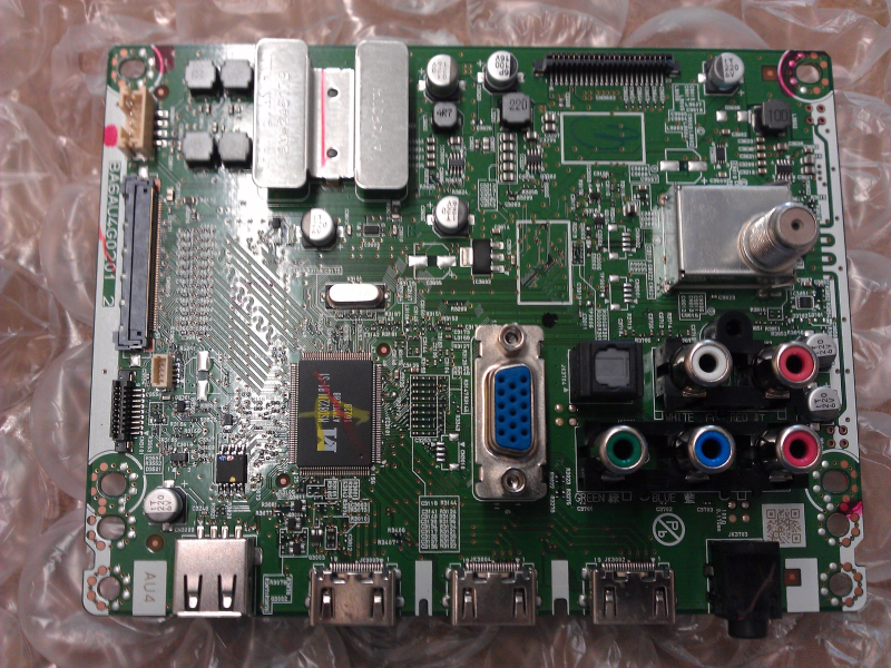 A6AU4MMA-001 Main Board From Sanyo FW50D36F ME1 LCD TV