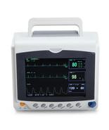 ICU CCU Patient Monitor ECG NIBP SPO2 Pulse Rate RESP TEMP Vital Signs M... - $672.21