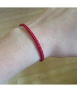 The Skinny Wax Cotton Cord Handmade Thai Wristband Bracelet - $5.16
