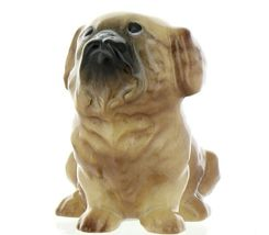 Hagen Renaker Pedigree Dog Pekingese Puppy Ceramic Figurine image 4