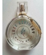 Tru Fragrance Luxe Refinery White  Gold Eau De Parfum Perfume Spray 3.4 ... - $45.05