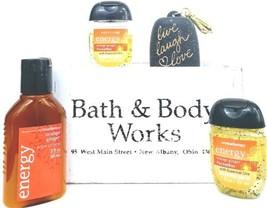 Bath & Body Works Energy PocketBac 2pc. Travel Lotion Original, Live Lov... - $22.77