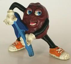 California Raisin Calrab Playing Guitar 1988 Applause Toy Character '80s Sneaker - $3.00