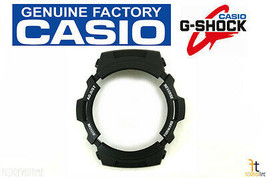 CASIO G-Shock AW-590 Original Black BEZEL Case Shell w/ White Lettering AW-591 - $21.95