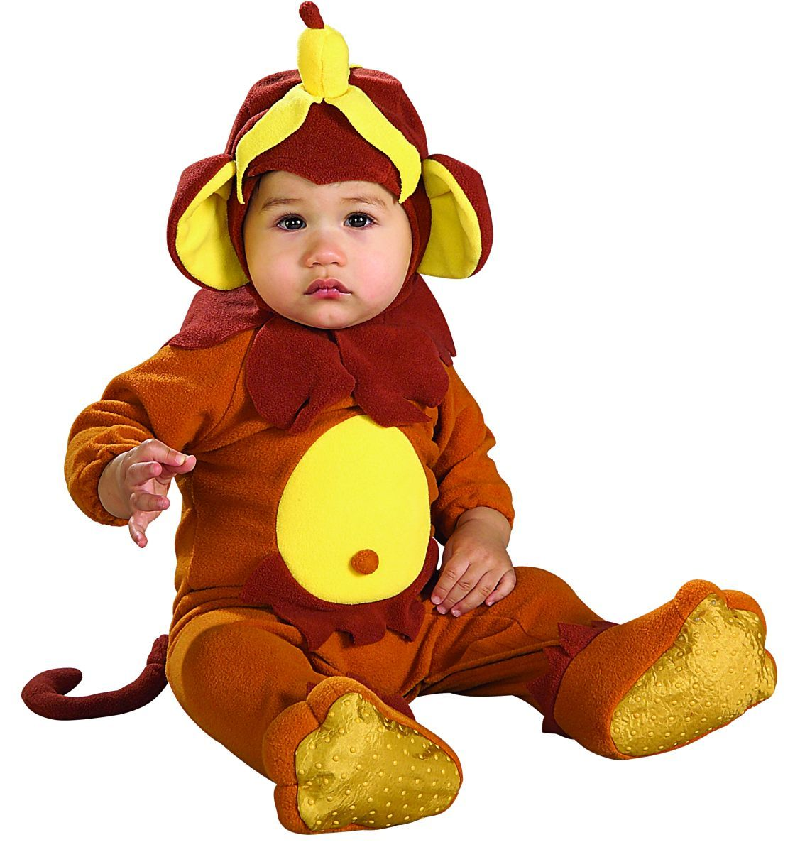 Monkey See, Monkey Do Halloween Costume Size 6-12 Months