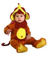 Monkey See, Monkey Do Halloween Costume Size 6-12 Months - $20.00