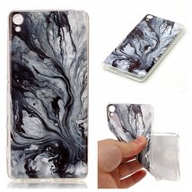 Sony Xperia XA case marble, XYX Marble Pattern IMD Slim Fit Flexible Sho... - $2.96