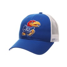 NCAA Kansas Jayhawks Big Rig Trucker Mesh Adjustable Hat / Cap - $22.99