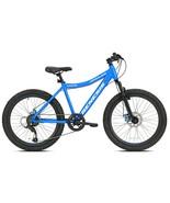 "24"" Genesis Mauler Mountain Pro Bike Off Road Trail Tires 8-Speed Bicycle - $264.55"